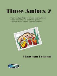 Gitaaralbum Three Amigos 2